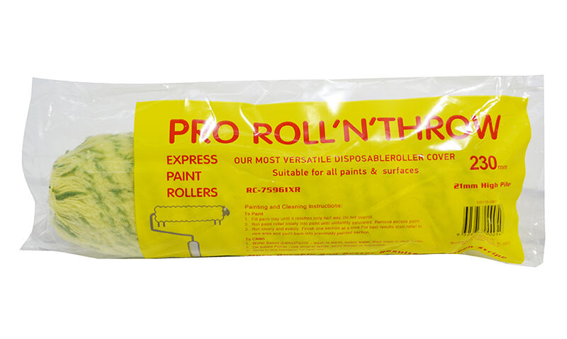 Pro Roll'n'Throw Covers