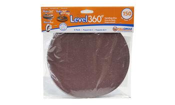 Full Circle Radius 360 Sanding Disc